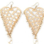 NATASHA ZINKO heart earrings 4 634,45 €